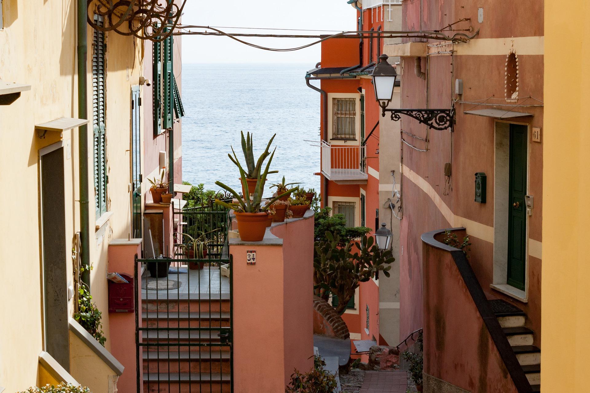 Vols pas cher à Gênes
