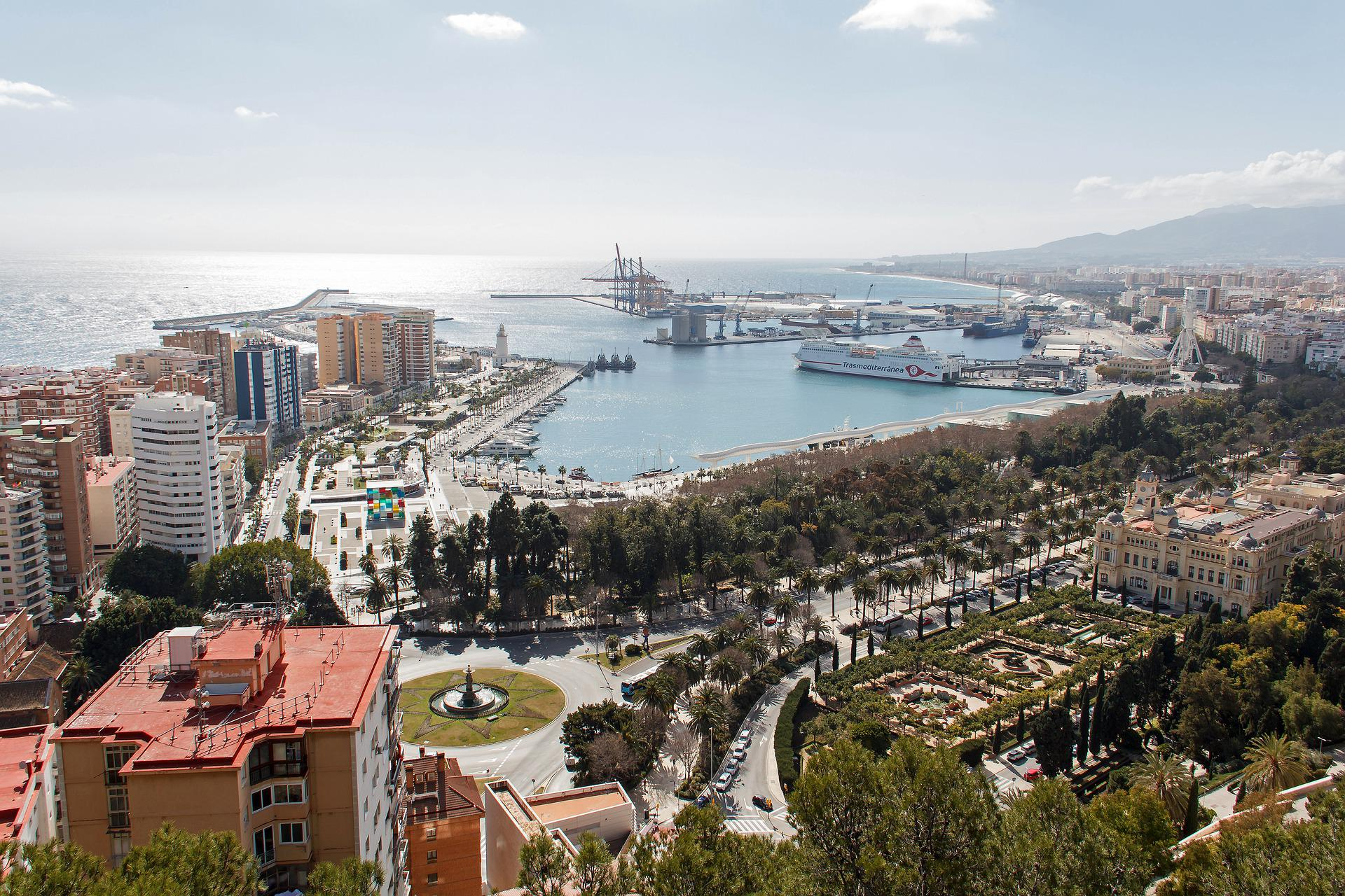 Voli economici per Málaga