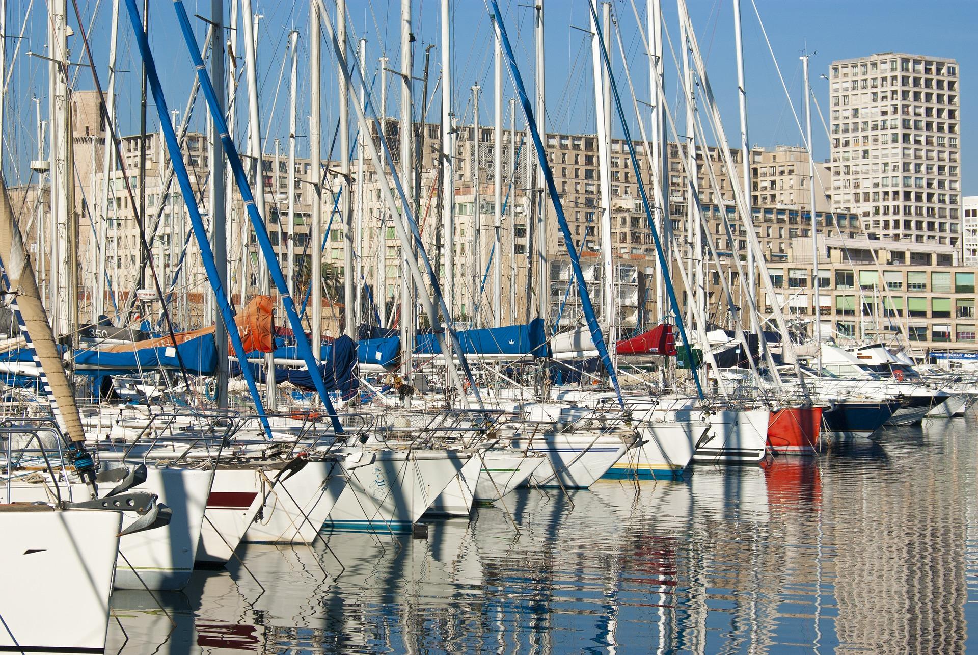 Vols pas cher à Marseille