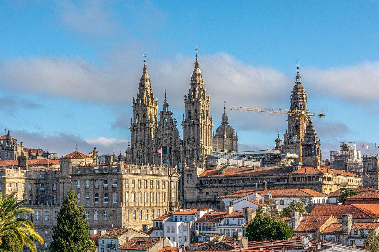Voos baratos para Santiago de Compostela