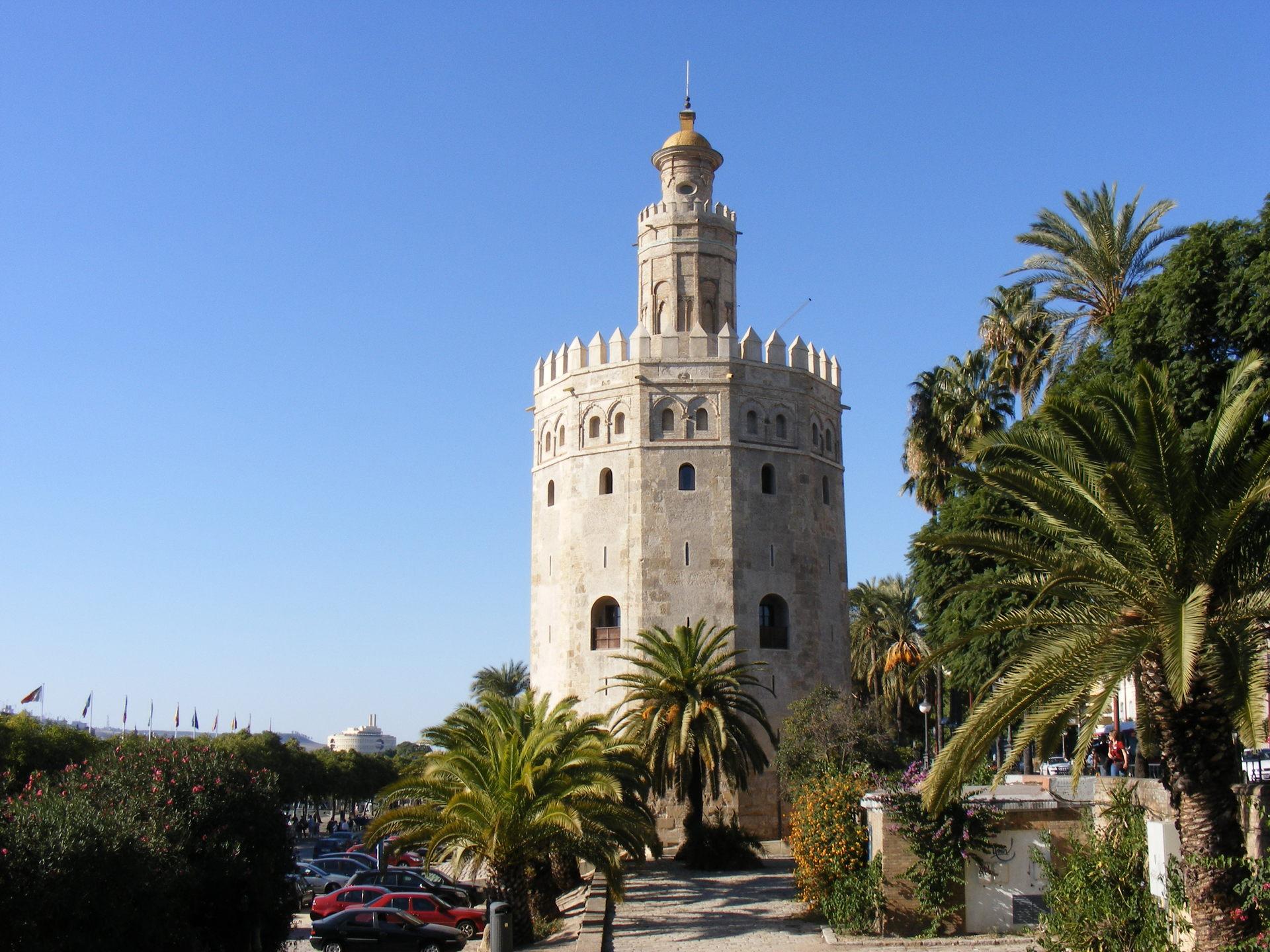 Vols pas cher à Séville